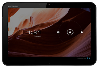 Motorola XOOM Gets Android ICS