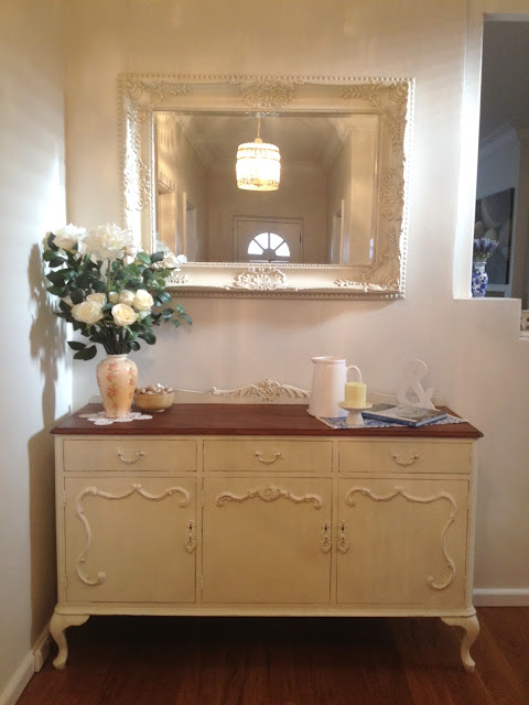 Lilyfield Life french provincial sideboard