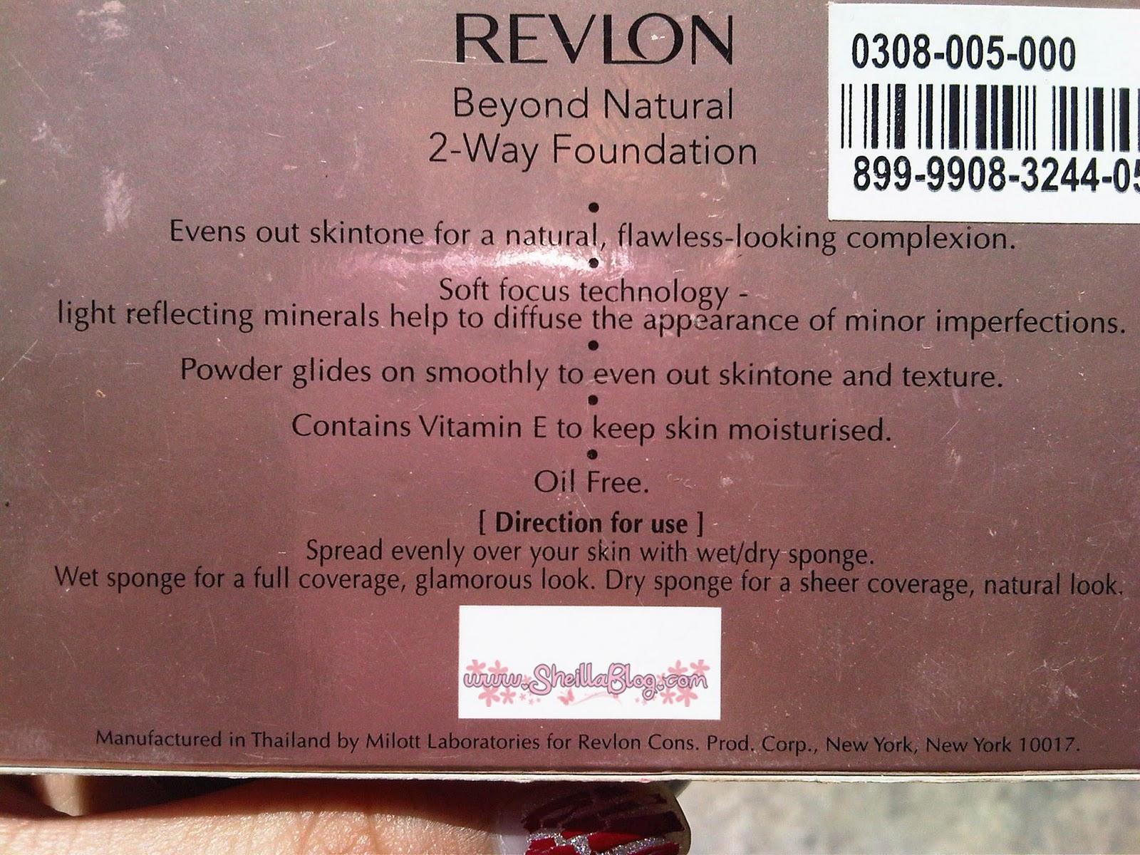 Revlon Beyond Natural Smoothing Primer Review Indonesia