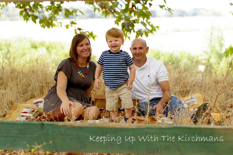 Keeping Up With The Kirchmans