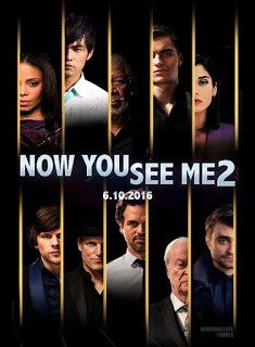 Sinopsis Film Now You See Me: The Second Act