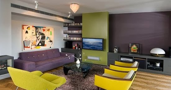 warna cat dinding yang cocok untuk ruang tamu