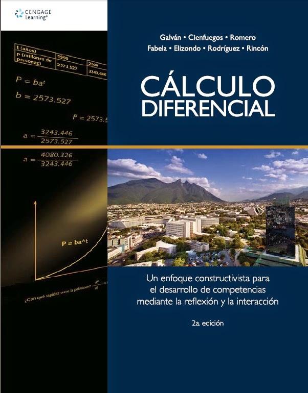 Calculo Diferencial - Galvan - Romero - Fabela