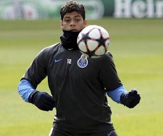 Jugadores del Porto involucrados en líos de Agresión