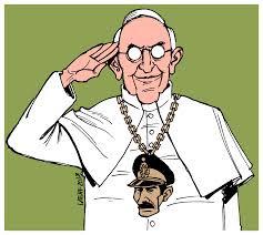 Papa Francisco já foi acusado de colaborar com a ditadura