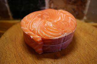 Medallion of Salmon