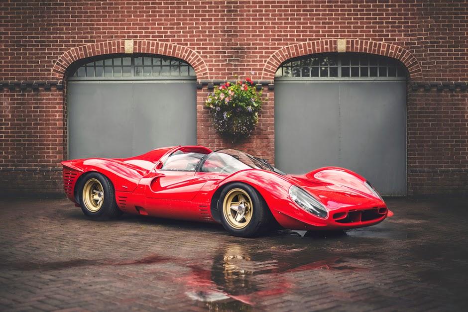 Karznshit Ferrari 330 P4