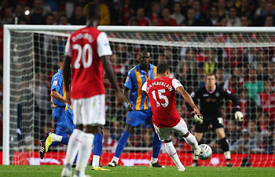 Arsenal FC 3 - 1 Shrewsbury Town (3)
