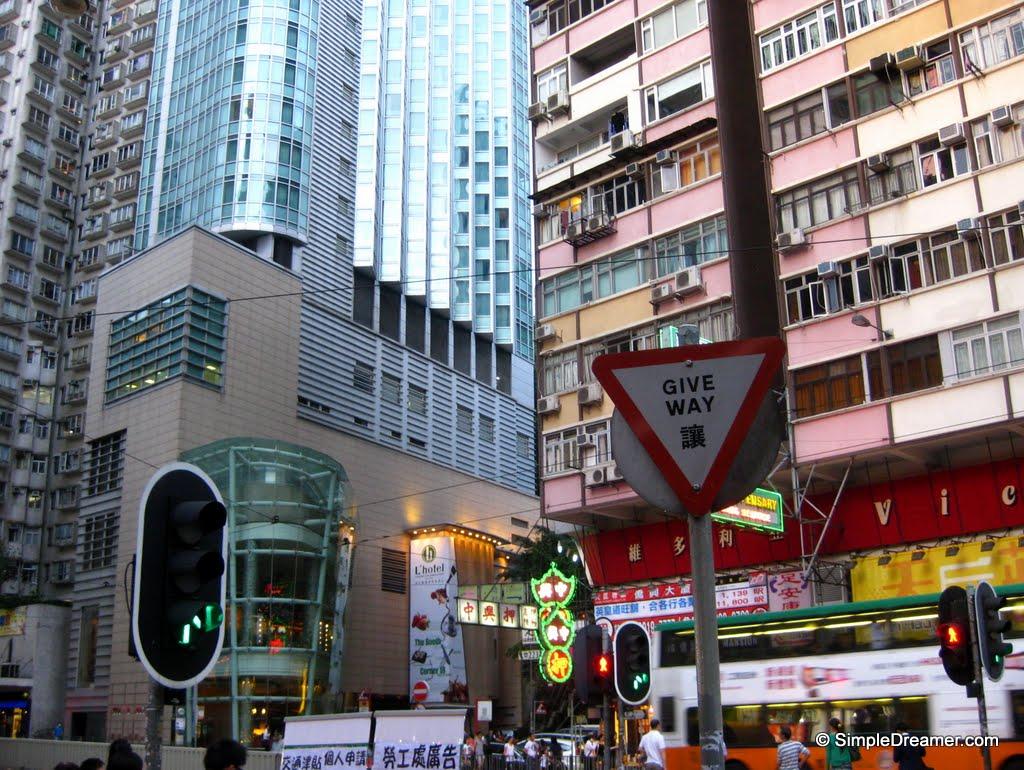 hong kong travel blog photos videos tips hotel guide l 39 hotel. Black Bedroom Furniture Sets. Home Design Ideas