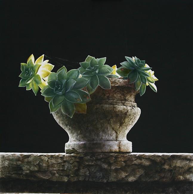 Ottorino De Lucchi 1951 | pintor italiano hiperrealista