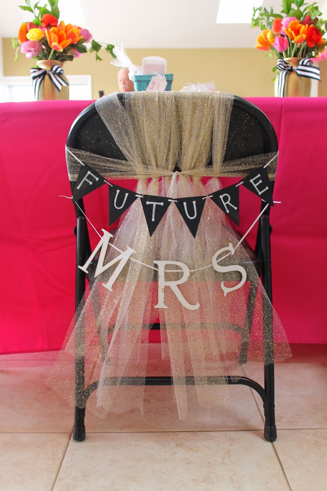 30 brilliant bridal shower ideas you 39 ll want to say i do to for How to decorate for a bridal shower at home