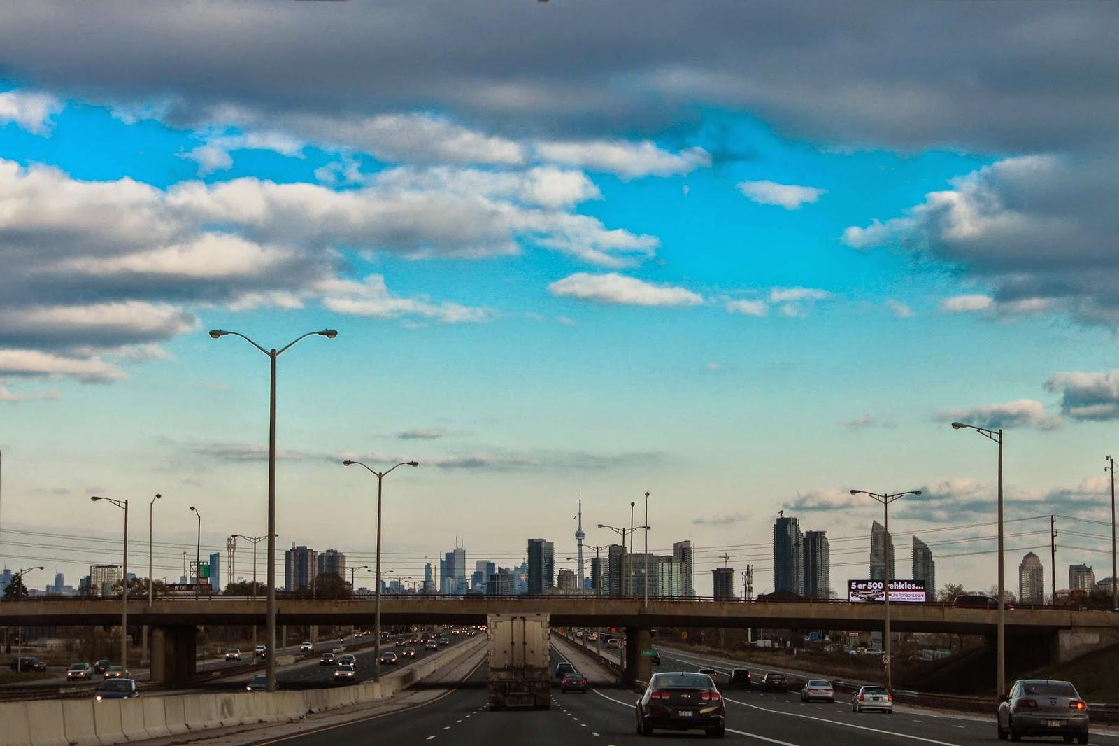 401 Toronto
