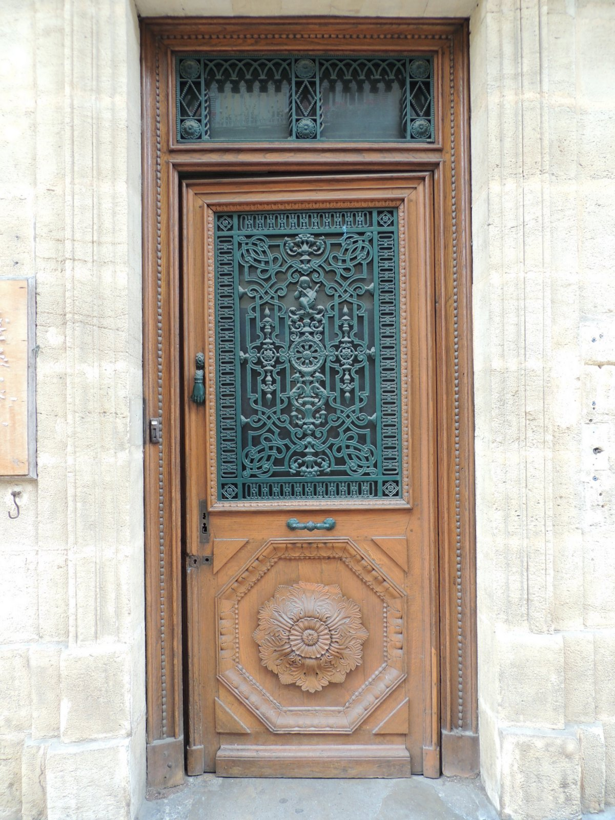 France Doors---ANCIENT Doors & The French Connection--Take 2