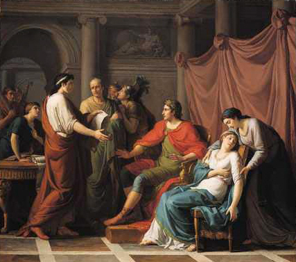 the death of turnus in the poem aeneid by virgil Abstract: the death of turnus, which is depicted in terms evocative of sacrificial   vergil's aeneid is a poem profoundly concerned with the origins of rome and.