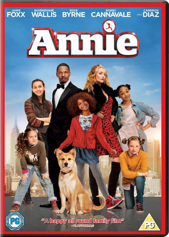 dvd, Annie