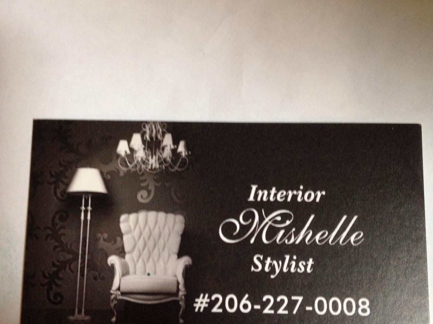 INTERIOR STYLIST