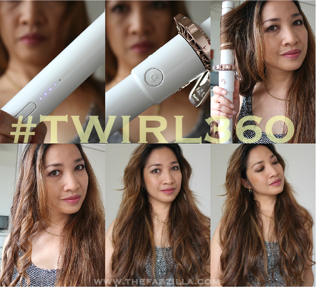 T3 Micro Twirl 360 Review and How To Use, How to loose waves, loose waves tutorial, beach waves, hairstyle, summer hair style, summer hair trend
