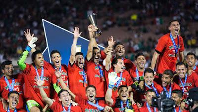 México, el gigante de CONCACAF