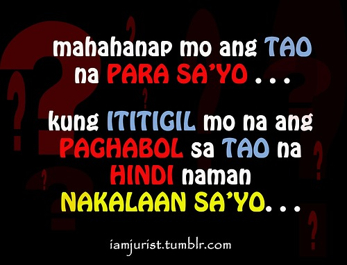 Love Quotes For Him Tagalog Pick Up Lines : Tagalog Pick Up Lines for 2017 Pinoythinking