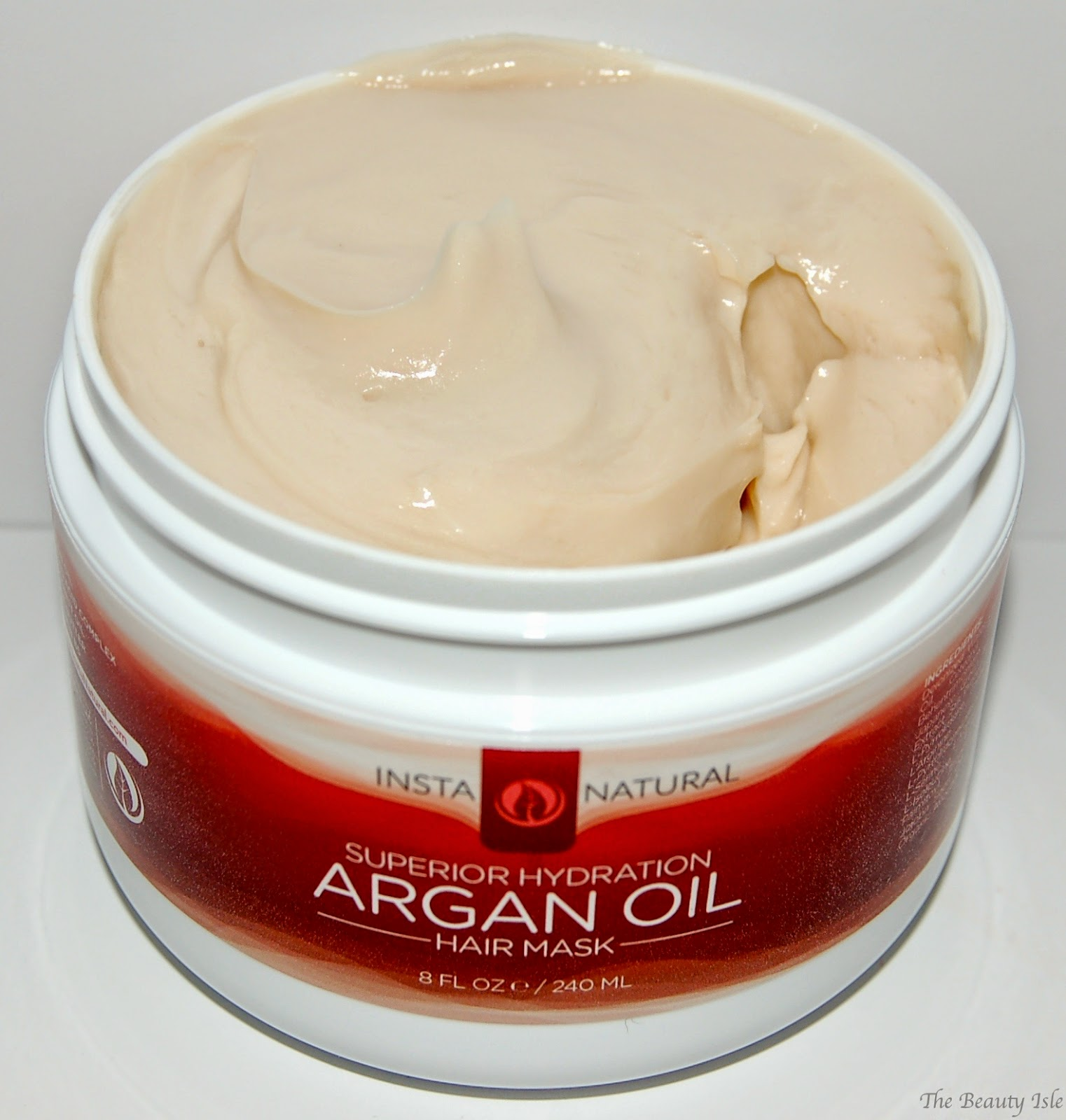InstaNatural Argan Oil Hair Mask