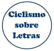CICLISMO SOBRE LETRAS