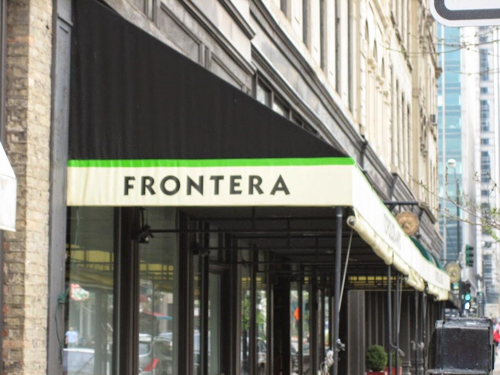 Restaurante Frontera Grill en Chicago