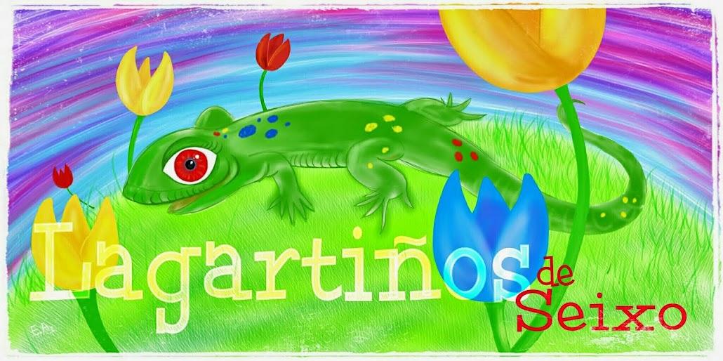 LAGARTIÑOS DE SEIXO (ED. INFANTIL SEIXO)