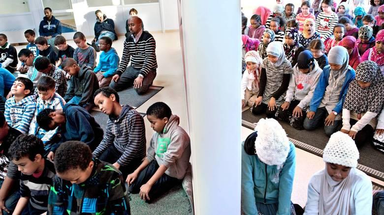 muslimska friskolor i sverige