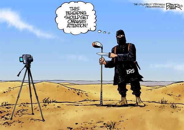 L'Etat islamique (DAESH) est une pure création de l'impérialisme américain et européen
