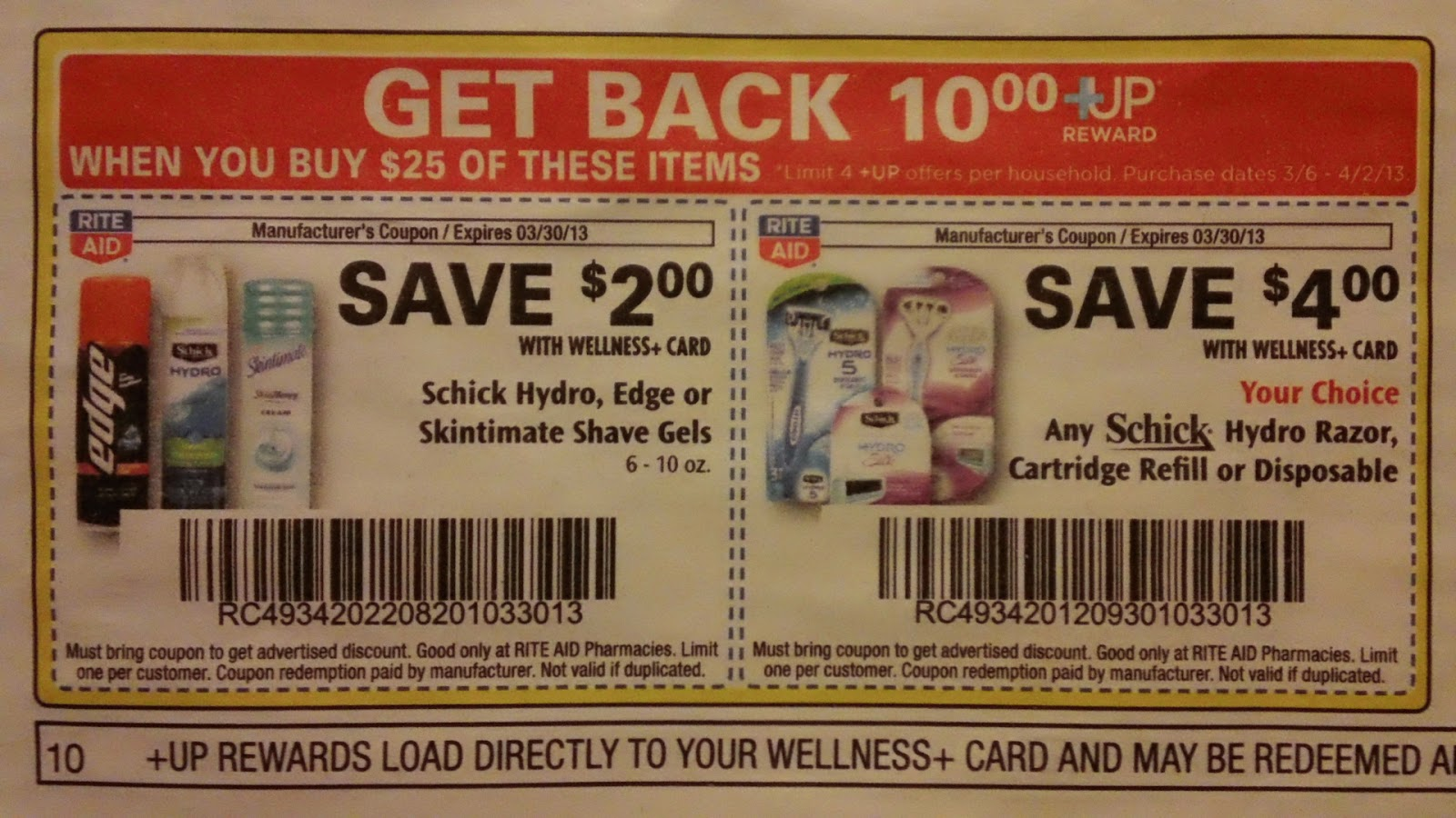 Discount hydro coupon
