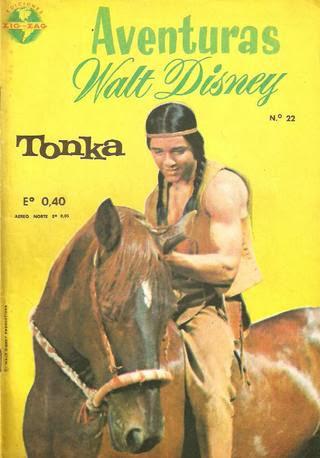 AVENTURAS WALT DISNEY Nº 022 1965