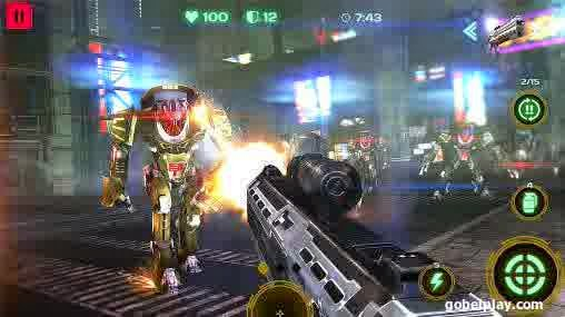Download Dead Earth: Sci-fi FPS Shooter Android