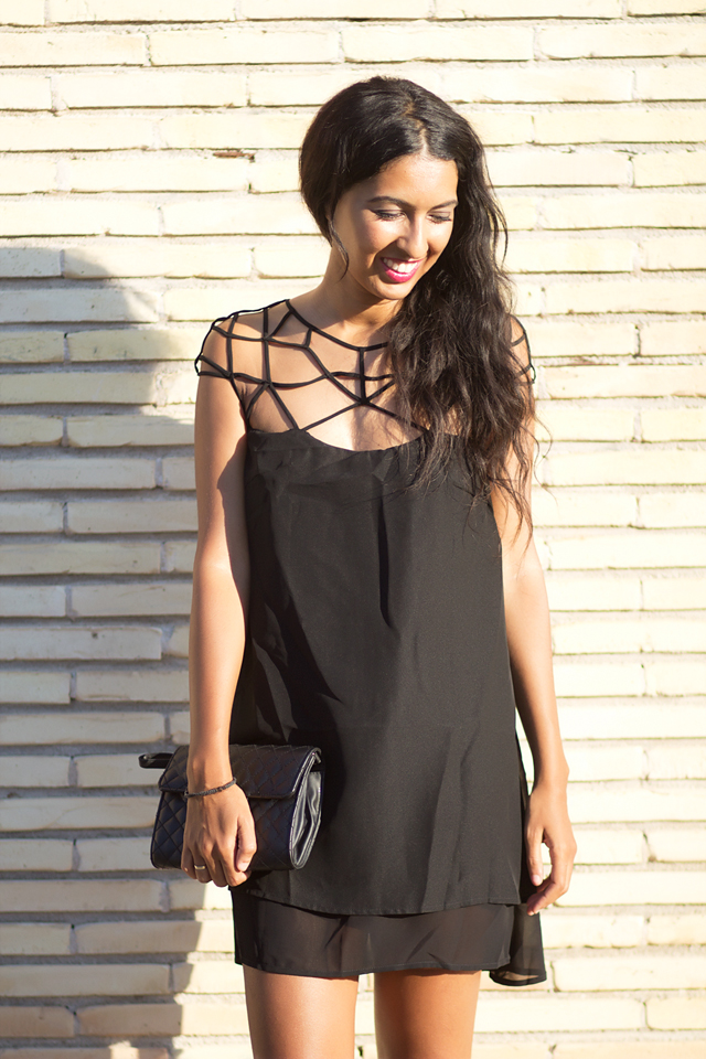 Sissy à la mode: Little Black Dress