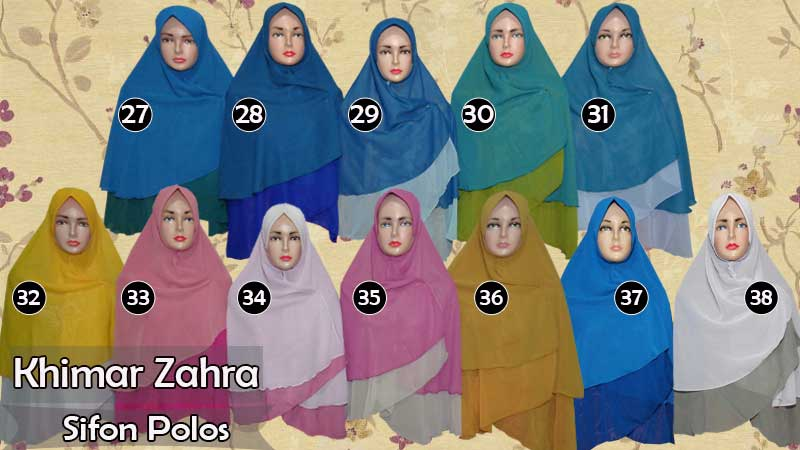 Grosir Baju Muslim Jilbab Syari Gamis Murah Batik Share