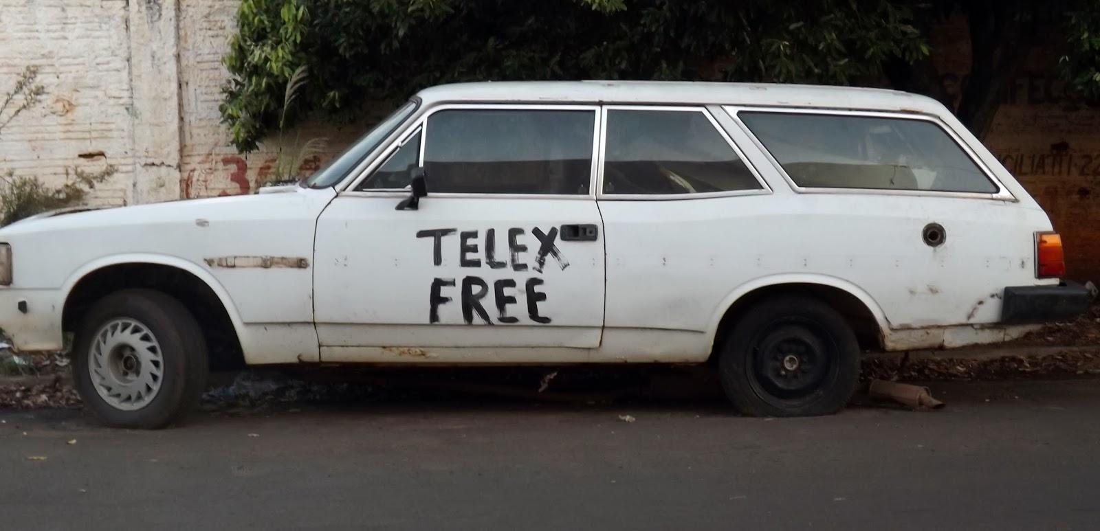Telexfree - Um Asno