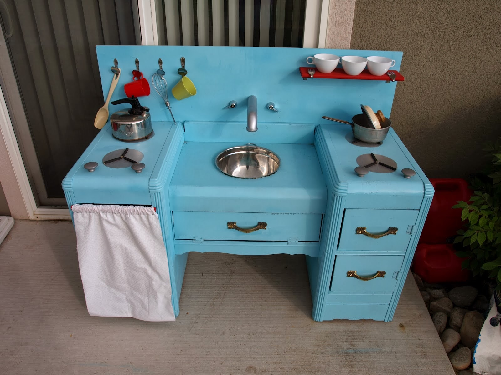 Cały świat Karli Inspiracje kuchenek dla dzieci -> Kuchnia Dla Dziecka Jak Zrobic