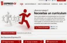 Express-CV: permite crear un Currículum Vitae online basado en el sistema Europass