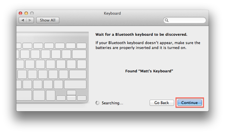 Swapping Macs & Pairing Your Wireless Apple Keyboard ...