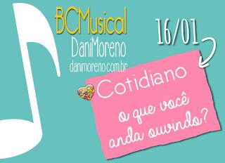 blogagem coletiva musical DaniMoreno