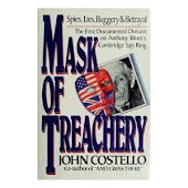 Mask of Treason: Spies, Lies, Buggery & Betrayal