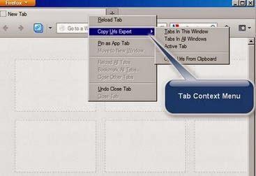 Cara Copy Semua URL Di Website Dengan Add-on Firefox