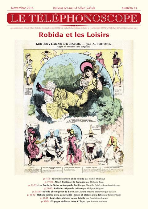 n°23 - Robida et les Loisirs