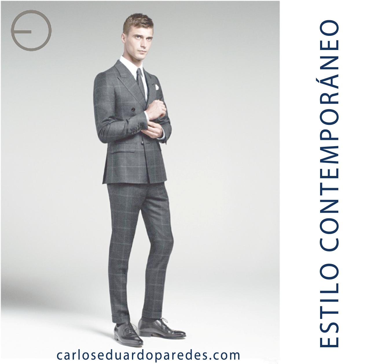 Los estilos de vestimenta de un caballero el blog que for Estilo contemporaneo moda