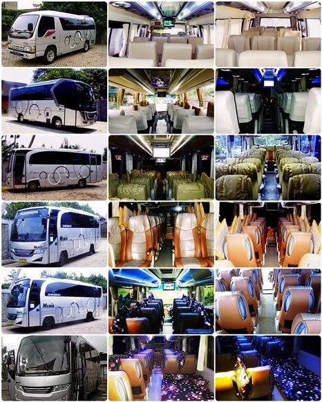 New !!! Bus Muria ELF : 15, 19 Seat -- Bus : 25seat + Bed Set, 29, 31, 33 Seat Klik Pada Gambar ...