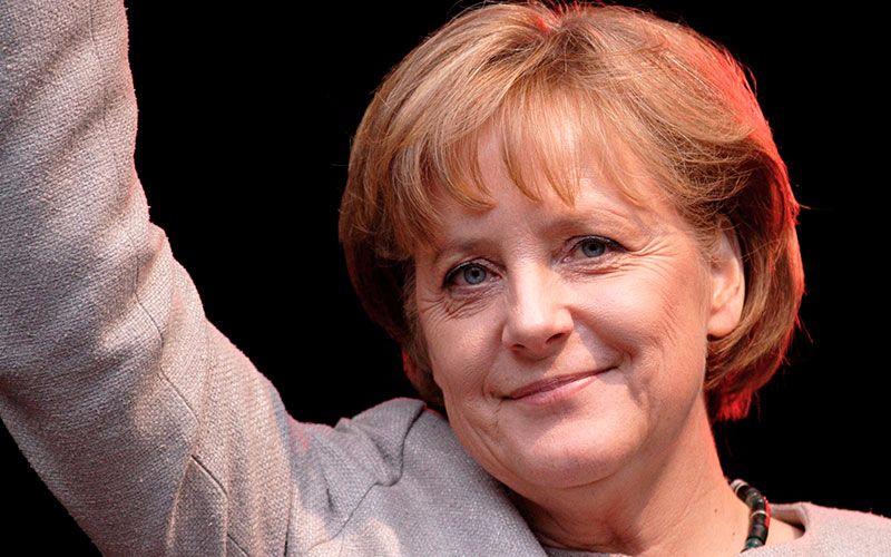 La Fe Cristiana Es Básica En Mi Vida Ángela Merkel