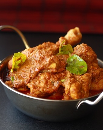 how to make chicken curry kapitan recipe?