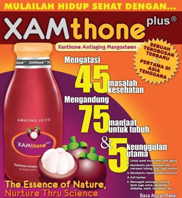 Khasiat Xamthone Plus Untuk Impotensi, Penyakit Jantung, Kesehatan