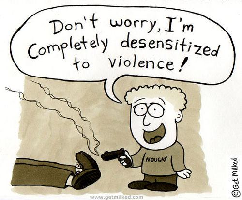 essay media violence has a negative effect