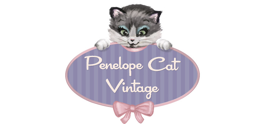 Penelope Cat Vintage