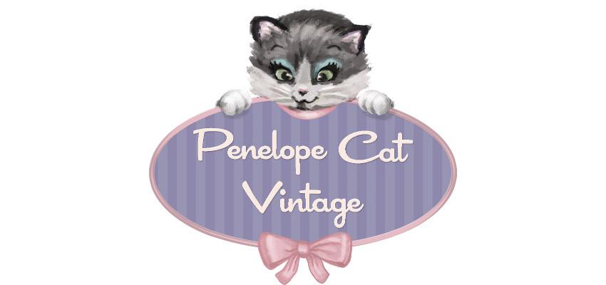 Penelope Cat Vintage